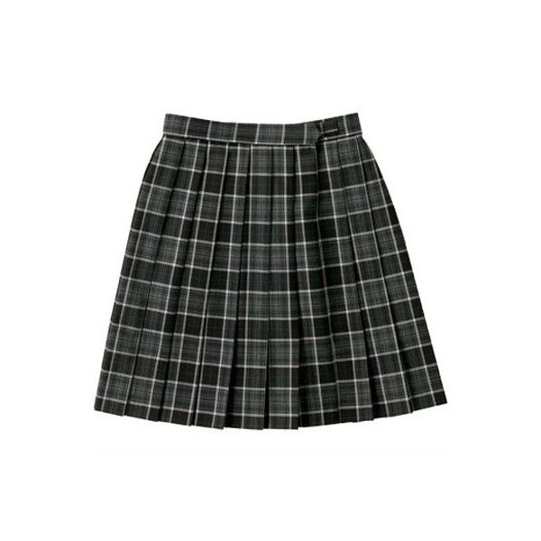School Skirt (ARCS-3011) (63) ARCS-3011 arCONOMi Apparel ($79) ❤ liked on Polyvore featuring skirts and bottoms