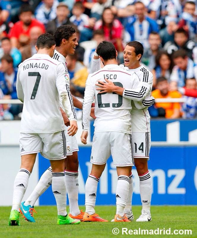 Javier Hernandez Real Madrid: 17 Best Ideas About Chicharito Real Madrid On Pinterest