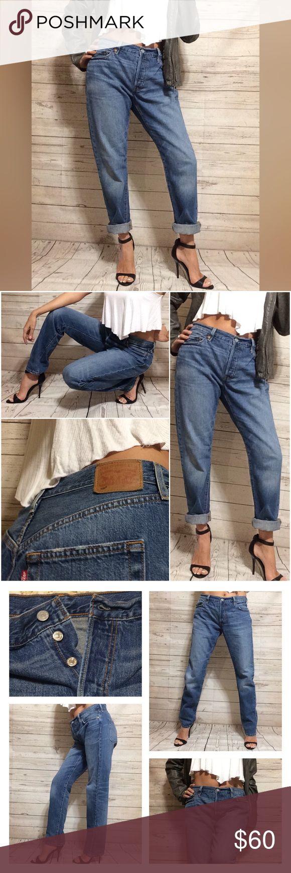 Spotted while shopping on Poshmark: ⚡️Flash Sale Vintage Levi's 501 Jeans! #poshmark #fashion #shopping #style #Levi's #Denim