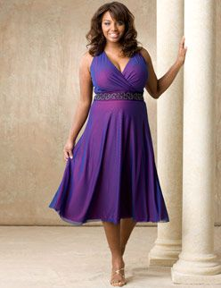 best 25+ purple plus size dresses ideas on pinterest | flattering