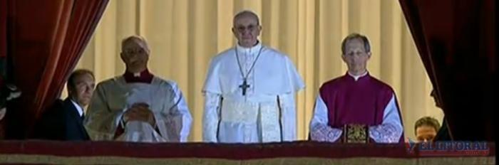 HABEMUS PAPAM. El nuevo Papa es argentino: Jorge Bergoglio