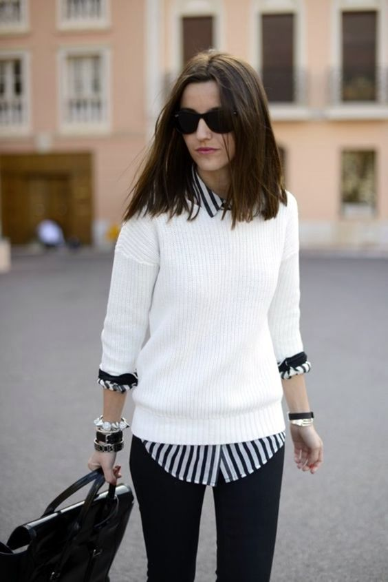 Beautiful With Preppy Looks