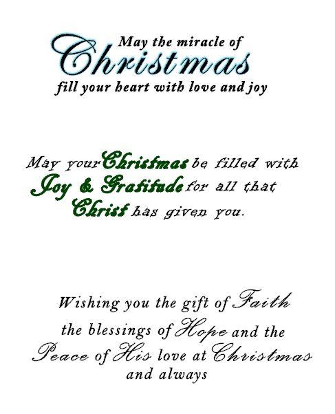 card sentiments | Paper Pulse Blog Spot: Christmas Card Sentiments