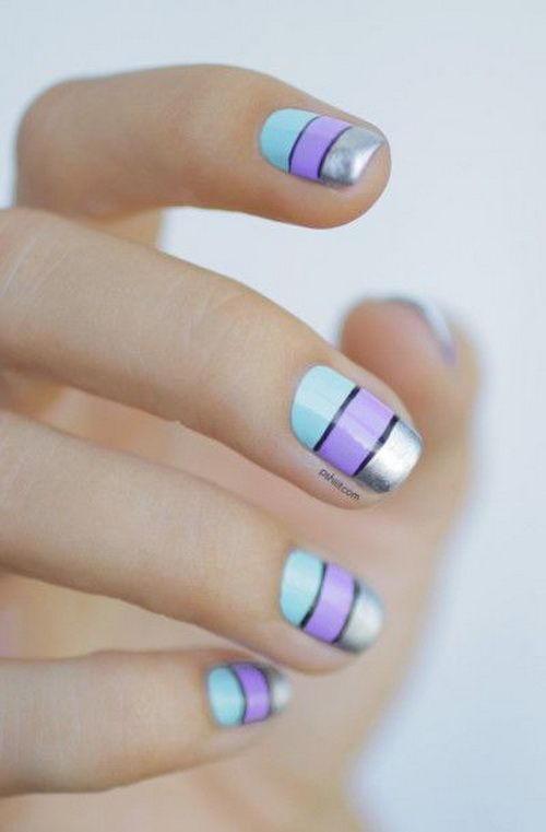 Awesome Tumblr Easy Nail Polish Designs