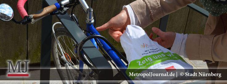(NBG) Halbzeit beim Nürnberger Projekt Radständer in der Nordstadt - http://metropoljournal.de/?p=9064