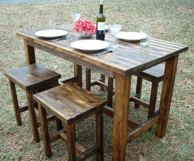 Best 25+ Bistro table set ideas on Pinterest | Metal garden ...