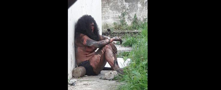 Veja – Justiça com as próprias mãos – Mulher que ateou fogo na casa da amante do amante quase é morta pela população