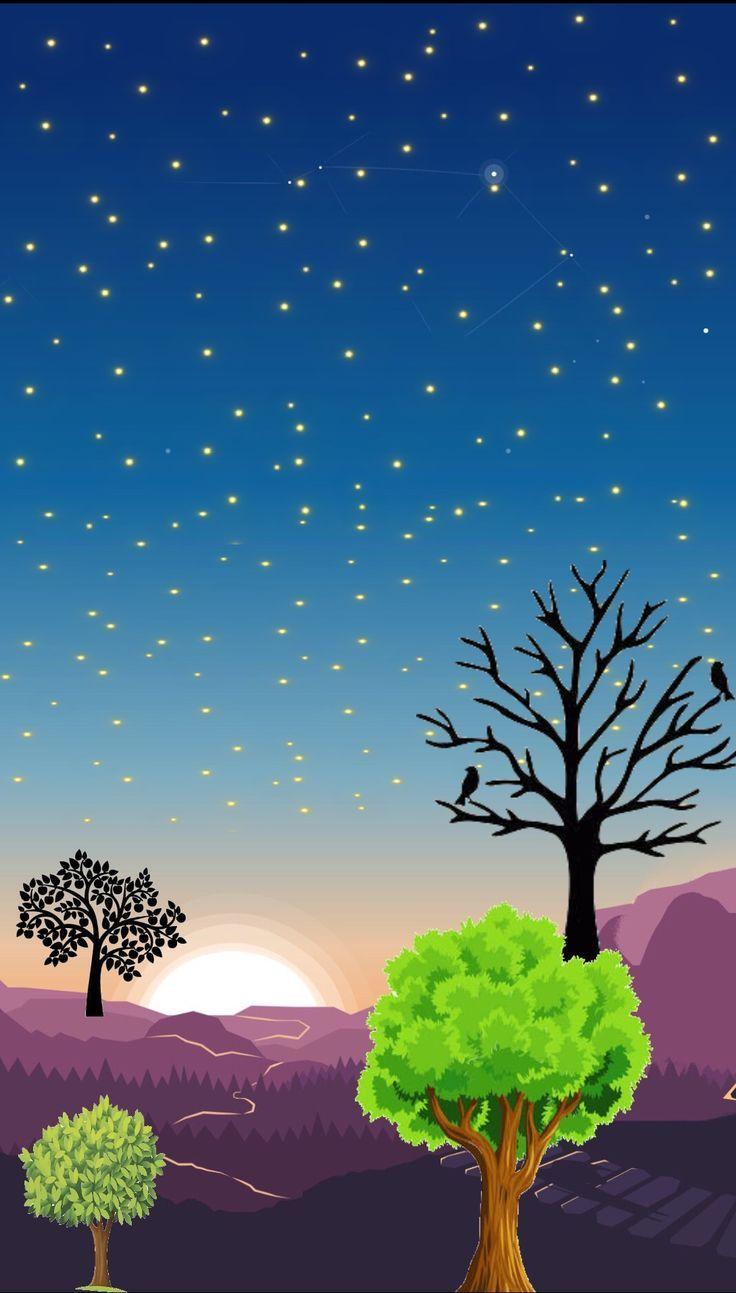 Milky Way Mount Fuji Iphone Wallpaper In 2020 Nature Wallpaper Iphone Wallpaper Wallpaper