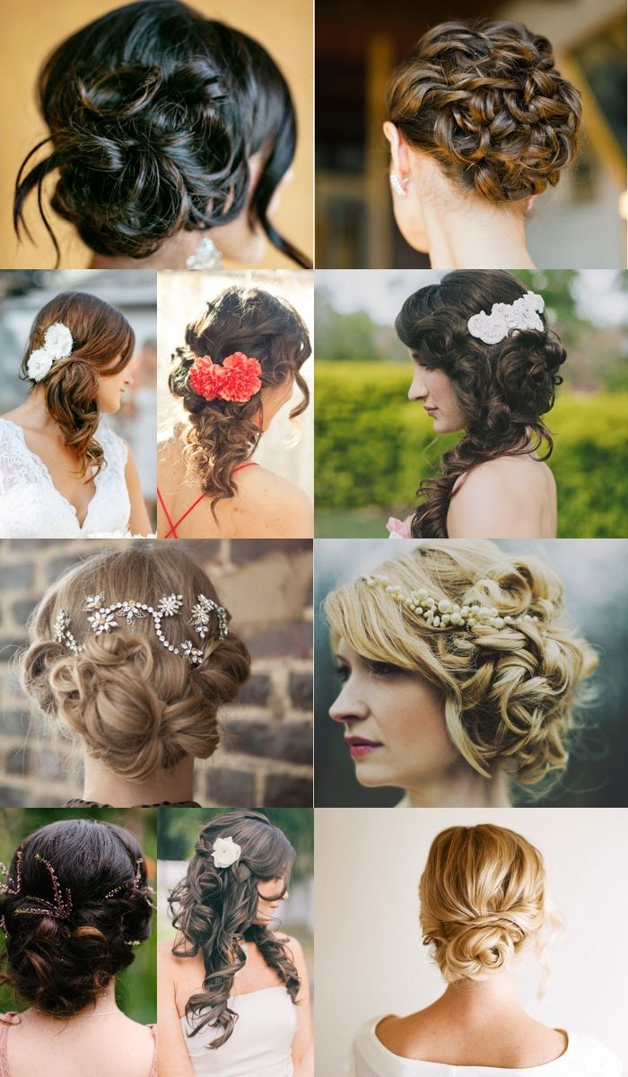 18 New Romantic Wedding Hairstyles - MODwedding