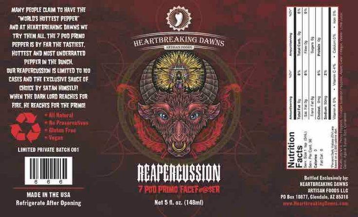 Reapercussion - Byl Carolina Reaper podvod? - Peppers poštou
