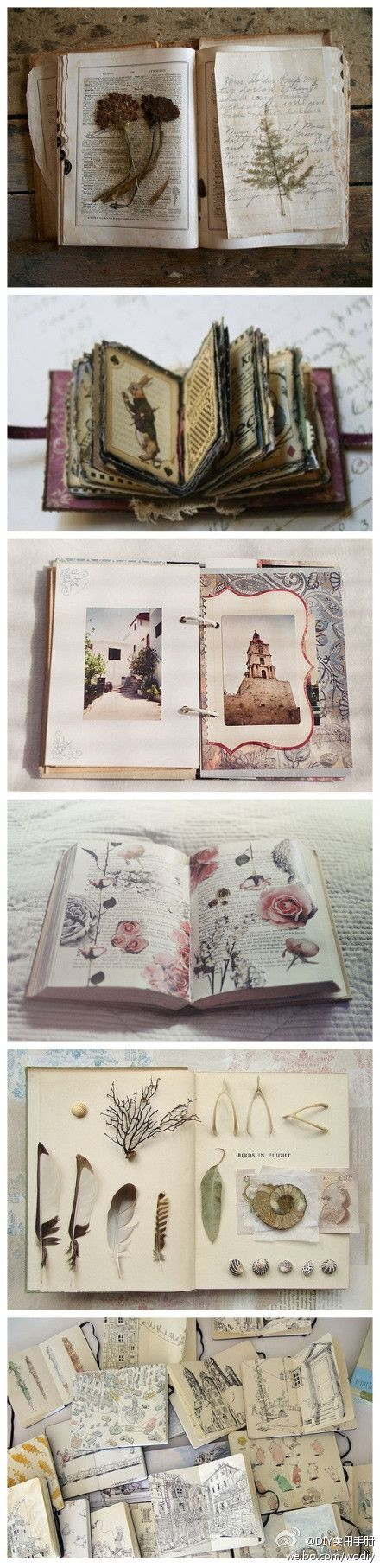 Love these book crafts