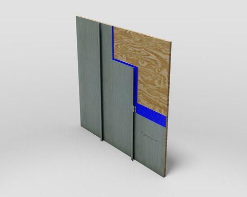 Standing Seam Facade Panels -architectural metal - MetalTech-USA
