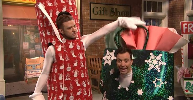 Jimmy Fallon, Justin Timberlake Win 'SNL' With Cool Holiday Music [VIDEOS]: Saturday Night Live alum Jimmy Fallon returned to host the show this past weekend with musical guest Justin Timberlake, and needless to say, the show was a hit.  It was also the highest-rated Christmas edition in nine years, according to Nielsen Media Research data.