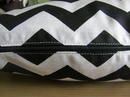 Blog - DIY - poszewka z zamkiem błyskawicznym Szyciarnia - Tkaniny Pasmanteria Dodatki - największy wybór tkanin w sklepie internetowym