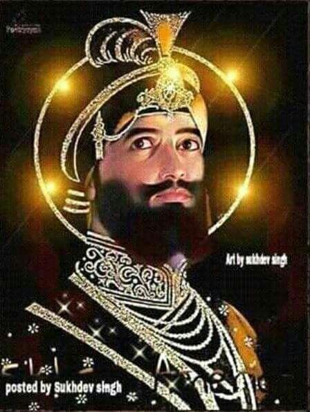 Sri Guru Gobind Singh ji | Gallery Sikh | Pinterest | Guru ...