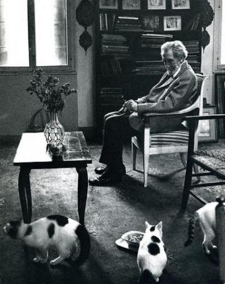 Animal Muses: The Pets Of Famous Writers And Artists Ezra Pound