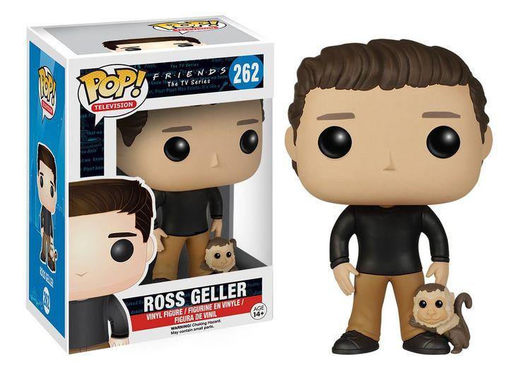 Pop! TV: Friends - Ross Geller