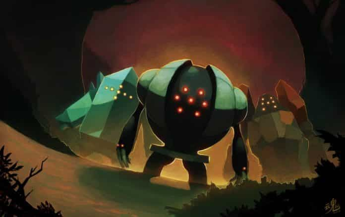The Legendary Golems by Ry-Spirit on Deviantart                    During the second generation, The Pokemon Company added not just 100 new Pokemon the Pokedex, but they added 101 well, more but one was a guaranteedcounter. Shiny Pokemon were introduced during the second editionof the game....-http://trb.zone/3rd-generation-legendary-pokemon-in-their-shiny-forms.html