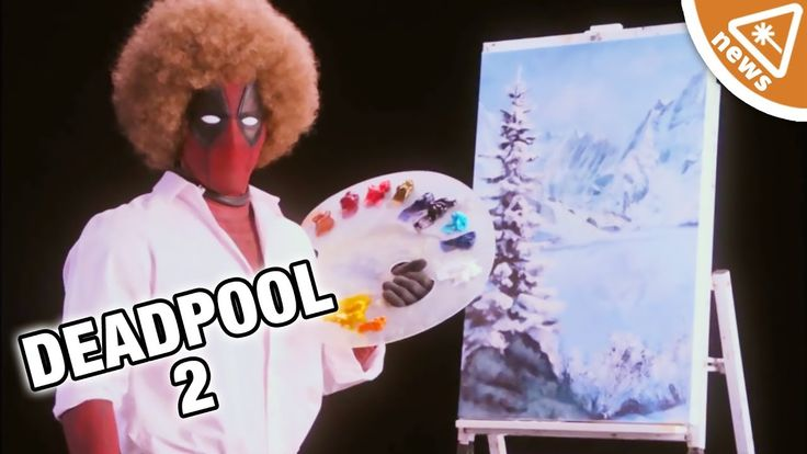 Everything You Missed in the Deadpool 2 Teaser! (Nerdist News w/ Hector Navarro) - YouTube