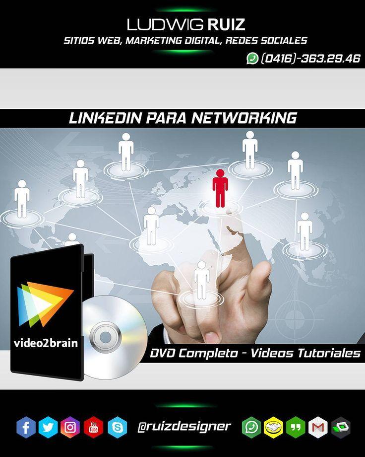 CONTENIDO DEL CURSO: .  01.- Presentación y objetivos del curso.  02.- Internet y Redes Sociales su impacto en los negocios.  03.- Consumo de medios su impacto en estrategias de Networking.  04.- LinkedIn la plataforma Online orientada a los negocios.  05.- El impacto de LinkedIn en la gestión de Networdking.  06.- Usos alternativos de la plataforma LinkedIn.  07.- Rompiendo mitos y prejuicios en torno a LinkedIn.  08.- Integrar LinkedIn a la estrategia Networdking.  09.- Cómo buscar ser…