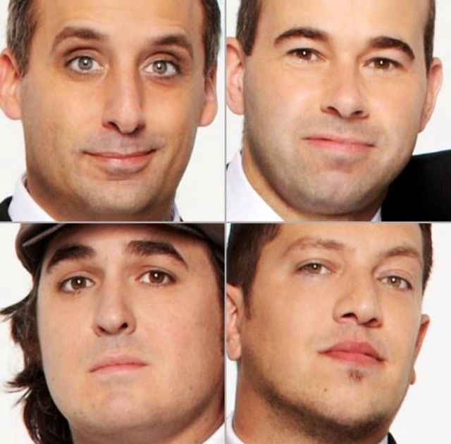 Impractical Jokers truTV  @Briana Rose are you watching this season?