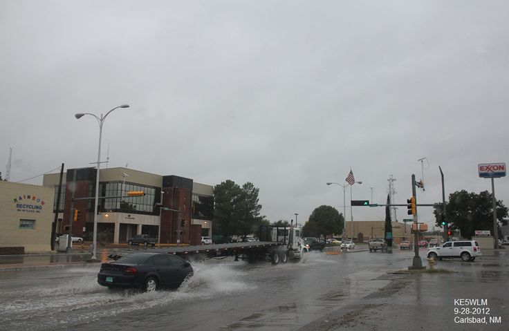 carlsbad new mexico flood photos | Welcome To The Southeastern New Mexico Weather Web Page!: Impressive ...