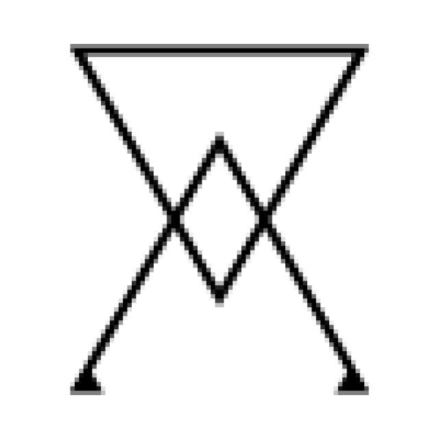 Alchemy Symbols: Arsenic - Alchemical Symbol