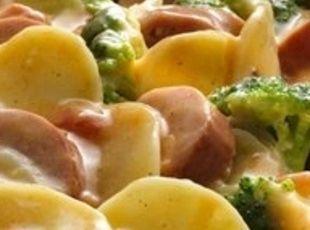 Sausage Skillet Dinner Recipe