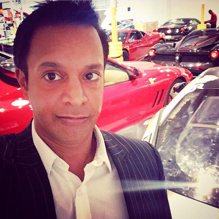 Found myself in a little slice of heaven today… the Ferrari service center of Los Angeles… Behind me is a Ferrari Superamerica as well as a LaFerrari... Speciale Aperta out front... Forget about the price tags… These cars just make you happy! #Love #Cars #Ferrari #LA #LaFerrari #SuperAmerica #Drift #SD #Actor #Comic #Style #Life #KenBhan www.KenOnCars.com