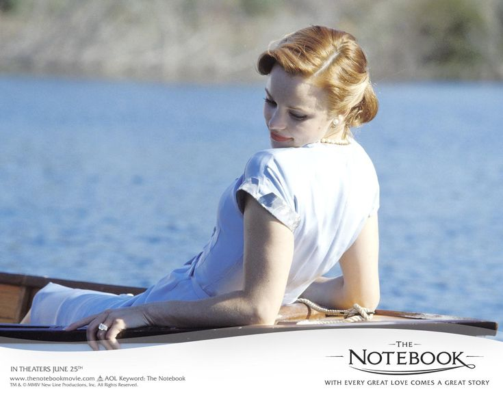 Watch Streaming HD The Notebook, starring Gena Rowlands, James Garner ...