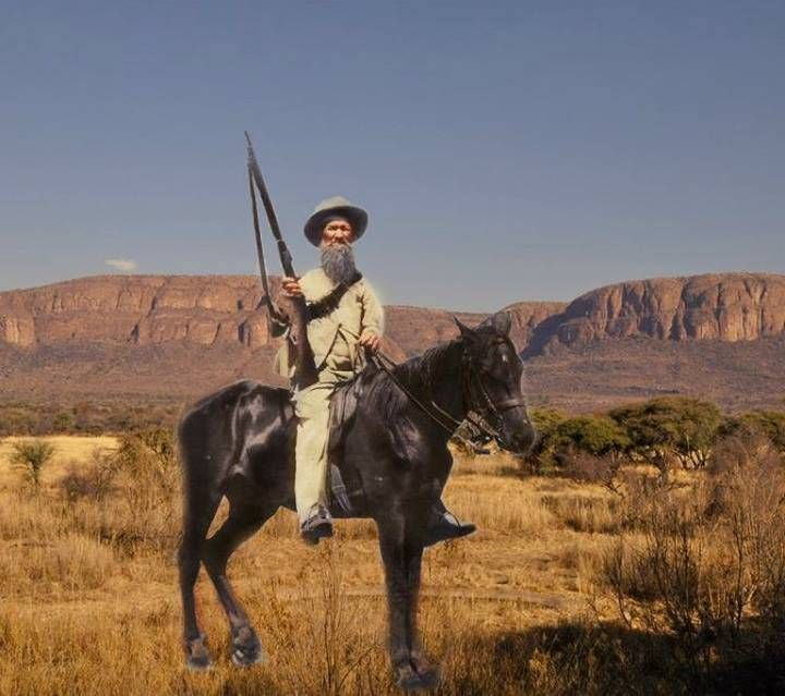 The Boer War in Colour - Find us on facebook group: The Anglo-Boer War (The…