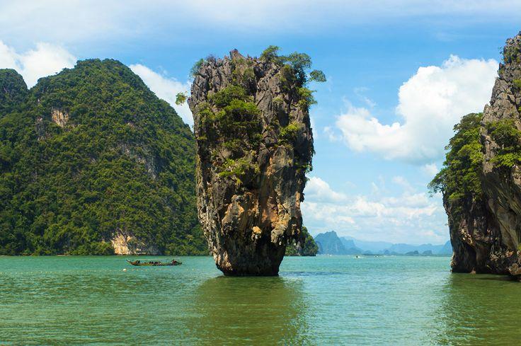 James Bond Island trip, Phang Nga, Thailand