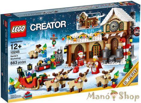 Lego Creator Mikulásgyár 10245