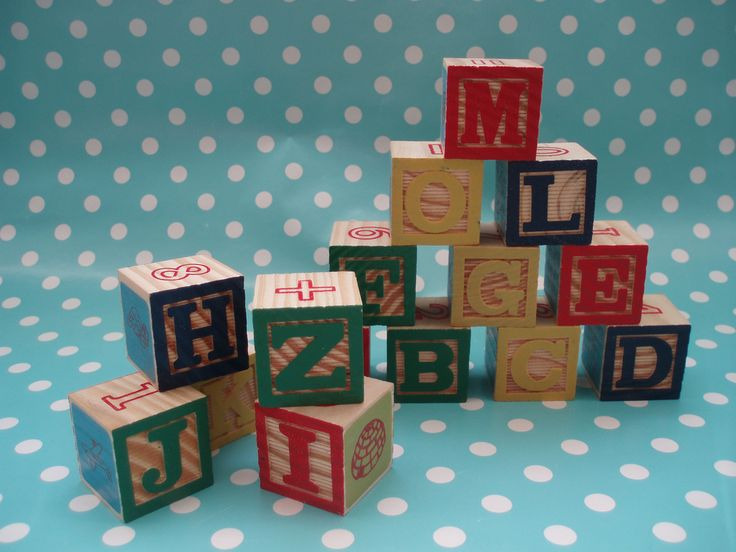 Blocks: These small blocks are ideal for infants and toddlers which teach them about colours, alphabets and numbers. They are so popular with infants and toddlers that its no surprise there are found in almost all infant and toddler rooms. They help develop fine motor skills and hand-eye coordination. It also lays the foundation for creative thinking and social and language skills.