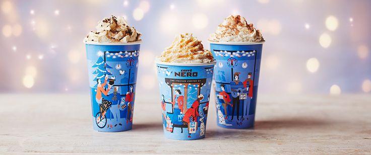 Caffè Nero gift vouchers