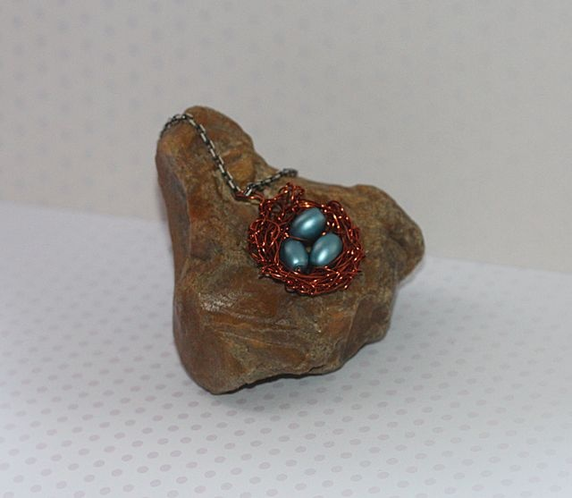 Bird's Nest Earrings