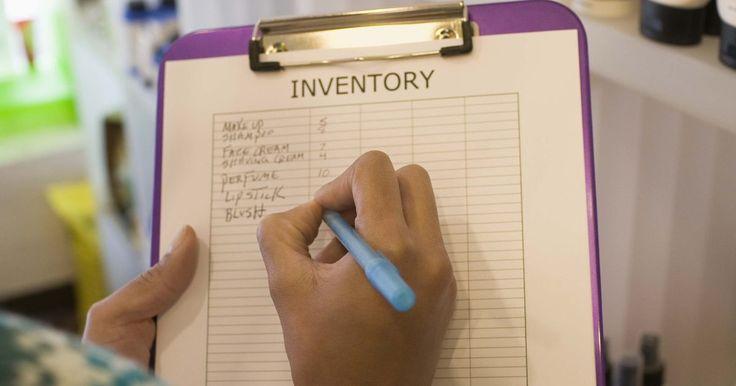 Como fazer uma planilha de inventário. Inventário é mais do que apenas uma lista de itens: ele também inclui informações de acompanhamento. Por exemplo, pode incluir o nome do item, número do modelo, descrição e número de série do item. Os rótulos de dados incluídos no inventário mudarão dependendo de sua finalidade, mas o conceito ainda é o mesmo. Alem disso, usando o Excel 2010, você ...