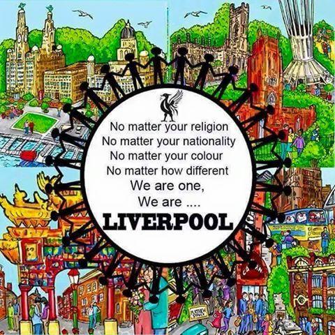 We Are Liverpool...ynwa.