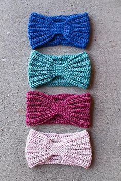 Ravelry: Little Everly Head Wrap pattern by Mamachee