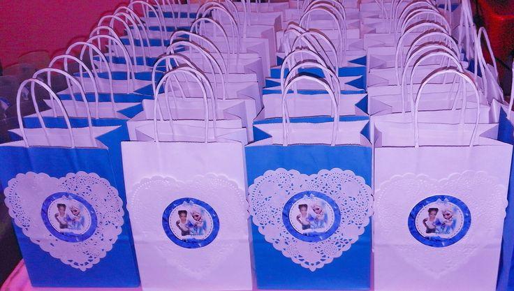 Frozen party packs... bags