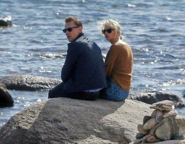 Taylor and Tom Hiddleston were seen together and OMG.