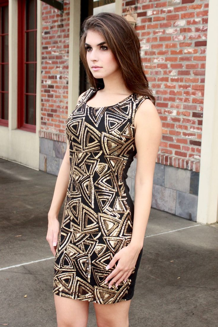 Glittering Gatsby Dress