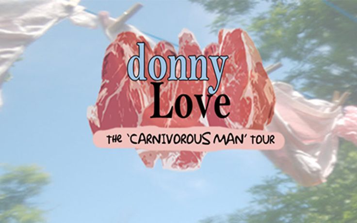 """Donny love premiered their new single """"Carnivorous Man"""" to the world yesterday and with an old school surf pop approach the song looks to be a success as the band embarks on their upcoming tour around AUS."""