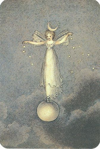 Sprinkling Stars--Amelia Jane Murray--1820