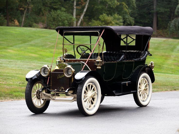 1912 Oakland Model-30 Touring Oakland - (Oakland Motor Car Co. Pontiac, Michigan 1907-1931)
