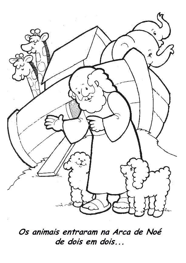 Imagens Bíblicas paraColorir | SÉTIMO DIA                                                                                                                                                                                 Mais
