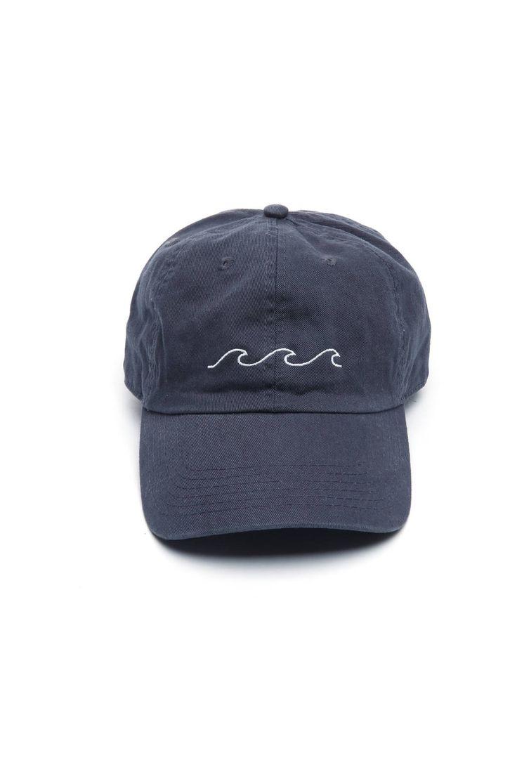 Wave Baseball Hat | South Moon Under