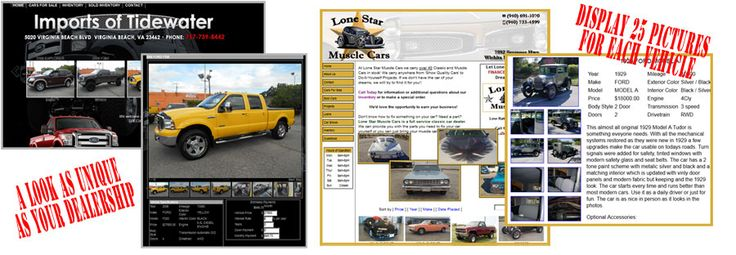 Car Dealer Websites #nada #used #car #guide http://car-auto.nef2.com/car-dealer-websites-nada-used-car-guide/  #used cars websites # Complete Car Dealer Websites for $20 a Month We have over a decade of experience in the automotive market with hundreds of our own automotive related websites from high performance parts to used car classifieds as…Continue Reading