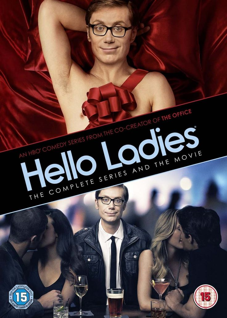 Hello Ladies (2013-2014) ... Stuart Pritchard (Stephen Merchant) is a socially inept Englishman living in LA with the hopes of finding the woman of his dreams. However he keeps falling into situations that have him embarrassing himself. Along for the ride include his best friend Wade (Nate Torrence) who is trying to cope with life as a bachelor again after he and his wife separate and Jessica (Christine Woods), an aspiring actress-screenwriter living in Stuart's guest-house. (02-Jul-2017)
