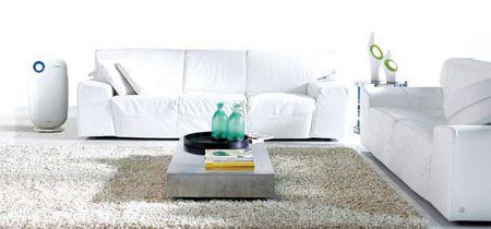 Prisvärda och högeffektiva Coway 1009CH har en snygg design och är en kompakt och modern luftrenare som lätt flyttas i huset för att rena luften efter behov. Inbyggdt 3-dels filtersystem fångar luftrenaren upp partiklar som damm, mögel, cigarett lukt, matlagningslukt, pollen m.m. och ger dig och din familj ren och fräsch luft dygnet runt. Läser av luftrenligheten i ditt hem och ställer automatiskt in sig på den nivå som behövs för just din miljö. Rekommenderad av Astma- och Allergiförbundet.